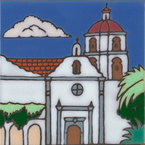 San Luis Ray de Francia 18th mission, founded in 1798