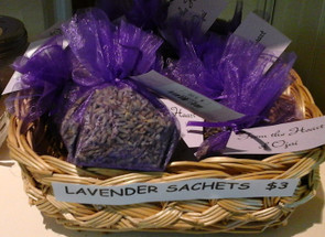 Sachets, Handmade From the Heart of Ojai