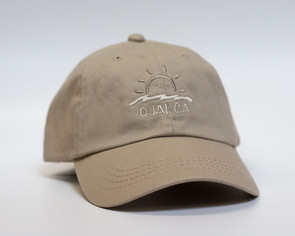 Ojai Embroidered Cap Garment Washed