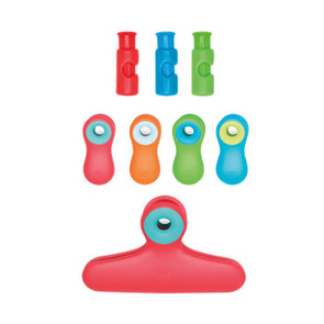 OXO Good Grips 8 Piece Clip Set