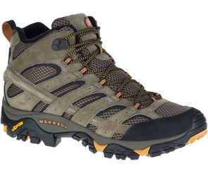 Men's Merrell Mid Moab 2 Ventilator Walnut