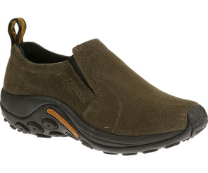 Men's Merrell Jungle Moc Gunsmoke