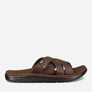 Men's Teva VOYA Slide Leather