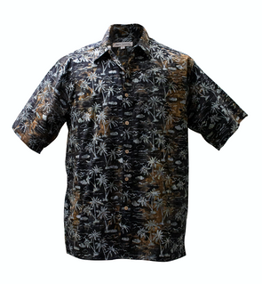 Men's Basic Options Batik Paisley