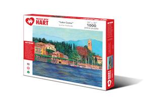 "Hart Puzzle ""Lake Como"""