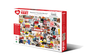 """Hart Puzzle Boomers' """"Favorite Movies"""""""