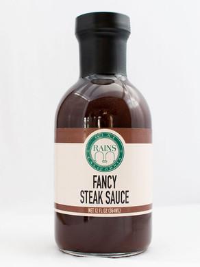 RAINS Fancy Steak Sauce