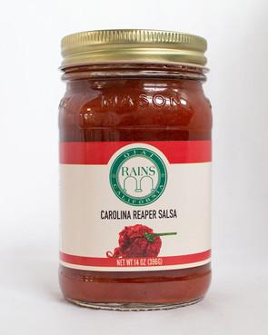 RAINS Carolina Reaper Salsa Extra Hot