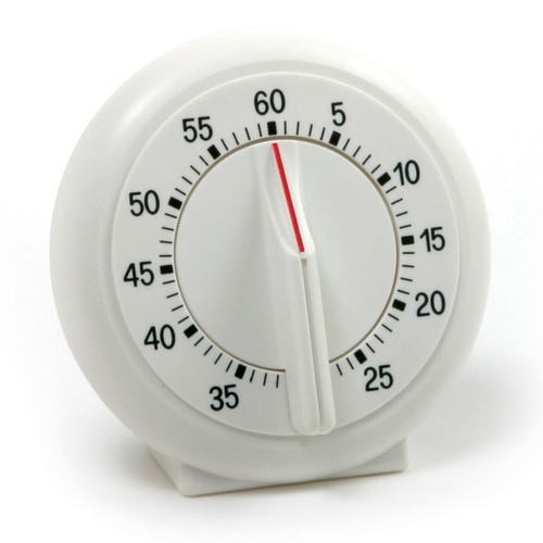 60 Minute Timer - Manual