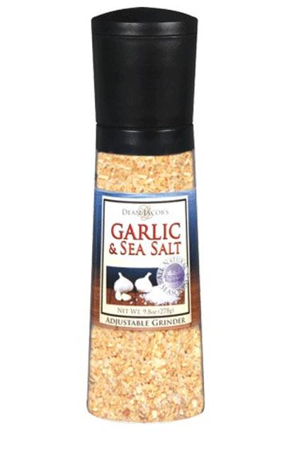 Garlic & Sea Salt Grinder