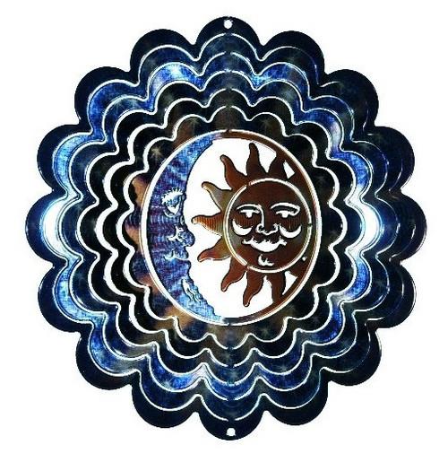 Sun & Moon, Md. Blue/Copper, 101104011-Next Innovations