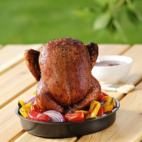 Beer Can Vertical Chicken Roaster