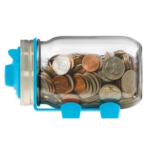 Jarware Piggy Bank Kit Blue 82637