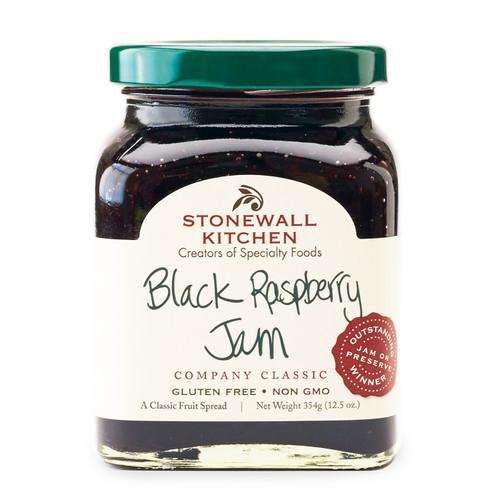 Stonewall Kitchen Black Raspberry Jam 101321