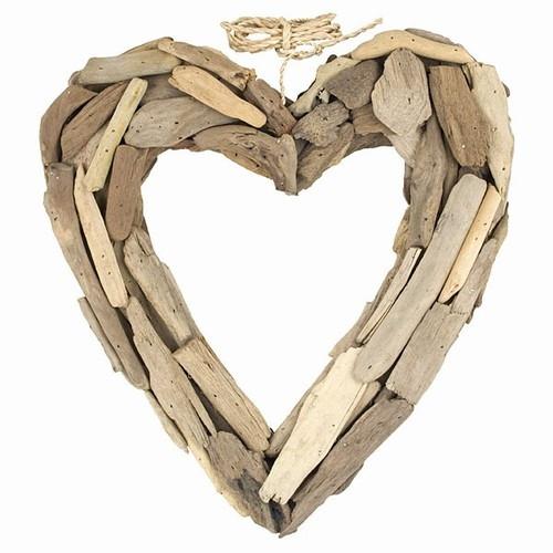 Beachcomber Driftwood Open Heart