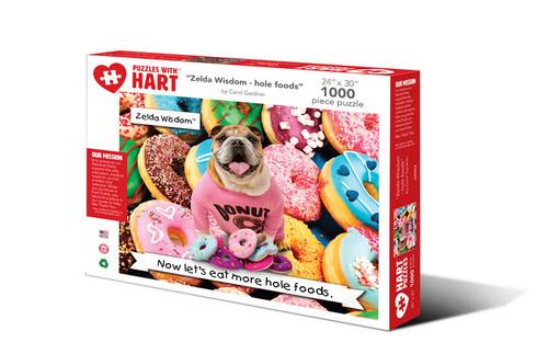 Zelda Wisdom – hole foods Hart Puzzle By Carol Gardner