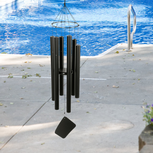 """Music of the Spheres Mezzo 38"""" Wind Chime"""