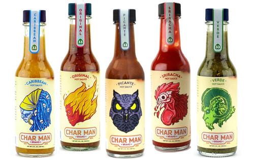 Charman 5oz Hot Sauce
