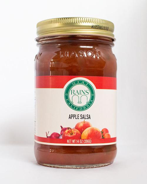 RAINS Apple Salsa