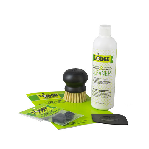 Lodge® Enameled Cast Iron & Stoneware Care Kit