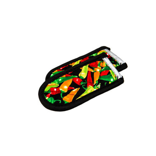 Lodge® Set Of 2 Fabric, Multi Color Peppers