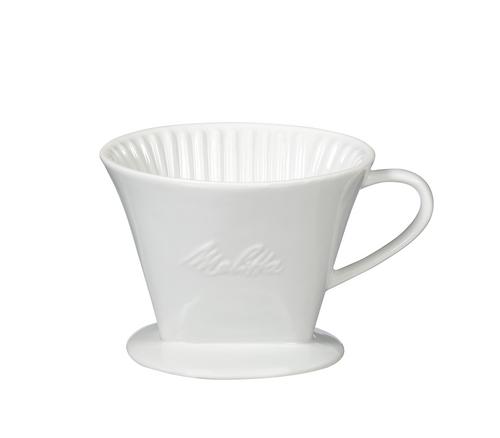 Melitta 1-Cup Porcelain Pour-Over Coffeemaker