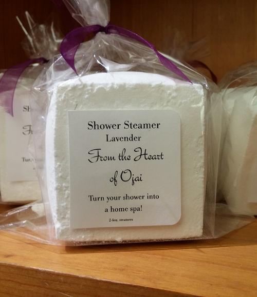Shower Steamers, Handmade From The Heart of Ojai
