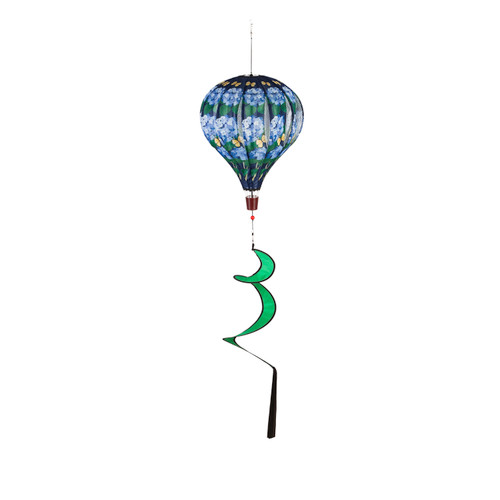 Hydrangea Blossoms Balloon Spinner
