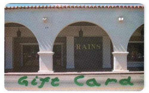 RAINS Gift Card