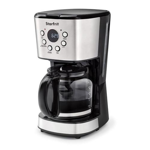 Starfrit 12-Cup Drip Coffee Maker