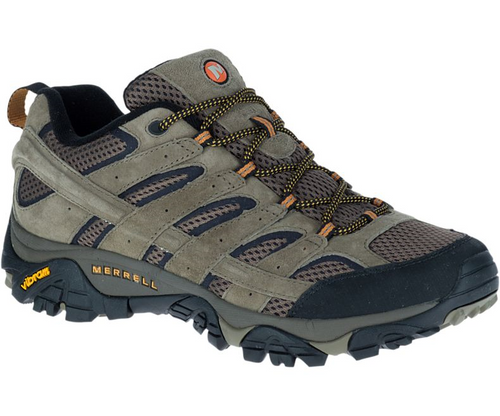 Men's Merrell Moab 2 Ventilator Walnut
