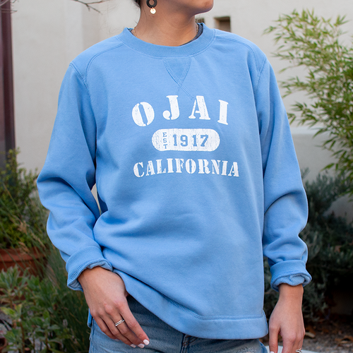 Women's Ojai Crewneck Sweatshirt - Raw Edge