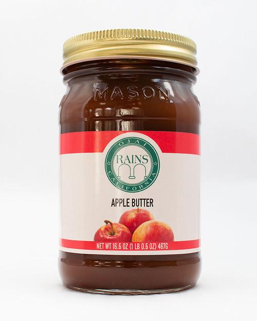 RAINS Apple Butter