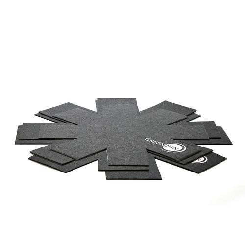 GreenPan 3-piece Pan Protectors