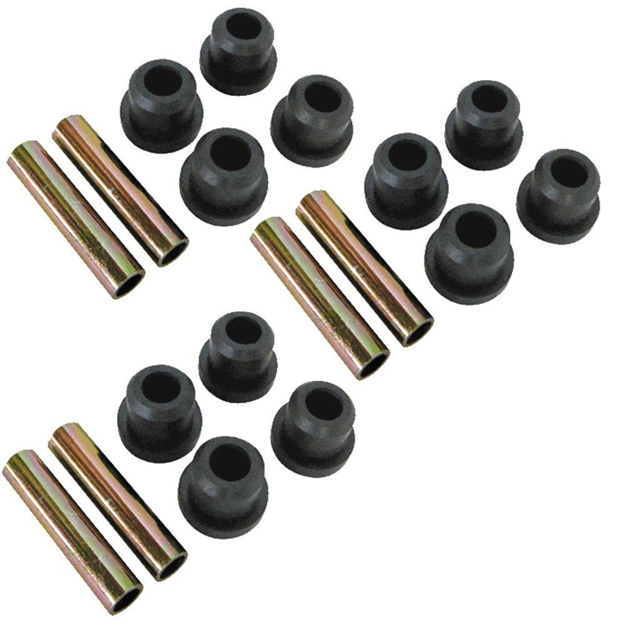 CLUB CAR DS BUSHING KIT SET OF 3 KITS, FCG (Also used on Precedent REAR)