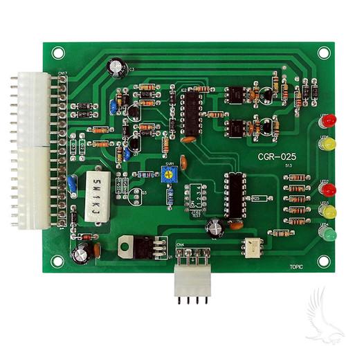 Charger Board, 48V, Mac Charger, Yamaha 48V 96+