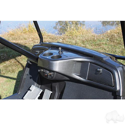 Dash, Carbon Fiber, Yamaha Drive