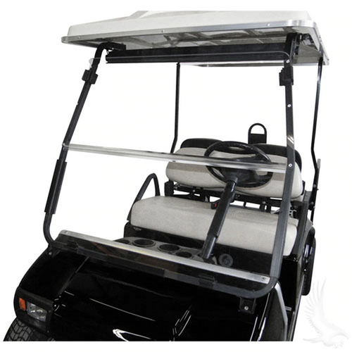 CLUB CAR DS+ CLEAR FCG WINDSHIELD S.A.D. OPEN BOX