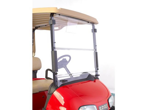 EZGO RXV CLEAR FCG WINDSHIELD S.A.D. OPEN BOX