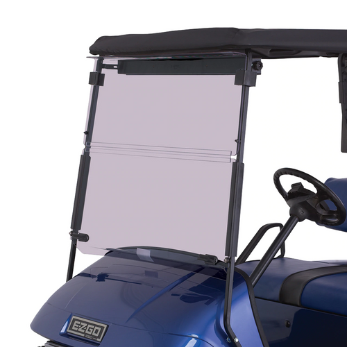 EZGO TXT TINTED FCG WINDSHIELD S.A.D. OPEN BOX