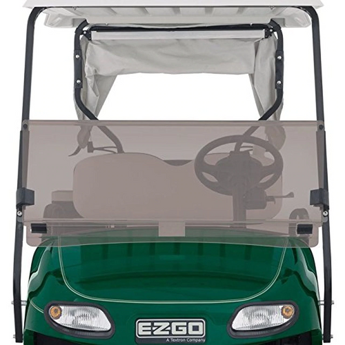 EZGO T48 TINTED WINDSHIELD S.A.D. OPEN BOX