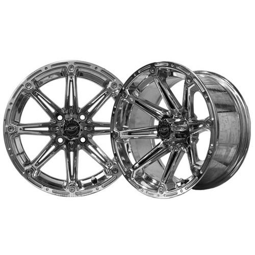 ELEMENT 12x6 Chrome Wheel