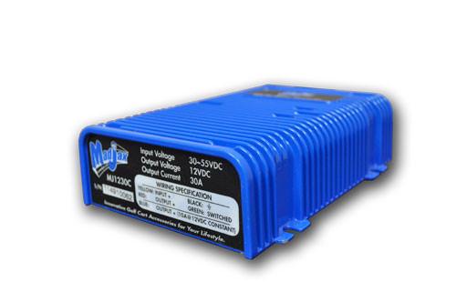 DC CONVERTER 30 Amp 48 or 36 Volt to 12 VOLTS
