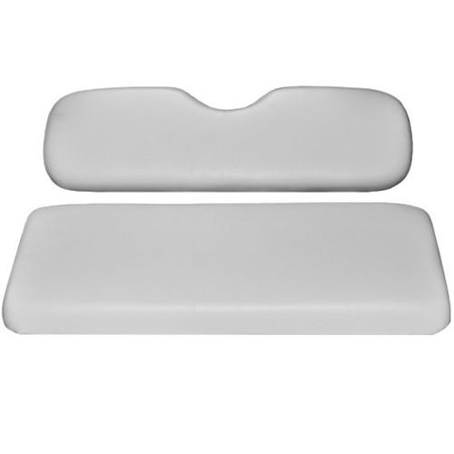 REAR CUSHION SET WHITE (MOST MODELS)