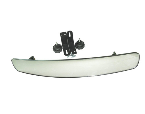 """16"""" Extra Wide Panoramic Rear View Mirror for Golf Carts Such As Ez Go, Club"""