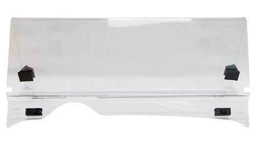 EZGO RXV CLEAR FCG WINDSHIELD