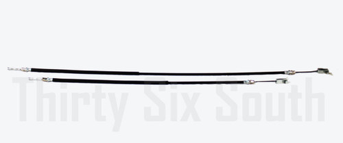 BRAKE CABLE ASSEMBLY FOR CLUB CAR PRECEDENT, FCG