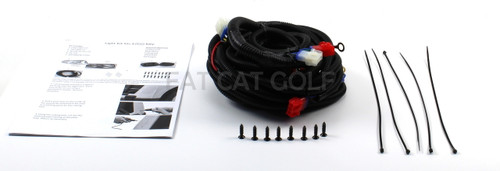 EZGO RXV Golf Cart LED Light Kit