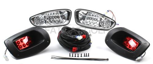 EZGO RXV Golf Cart LED Light Kit