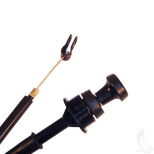 """Choke Cable, Seat Mount 12¾"""", Yamaha G16 G20 G22"""